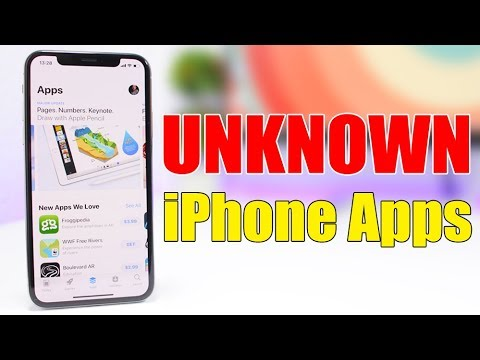 ** UNKNOWN ** iPhone Apps That You SHOULD Download !