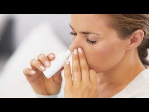 Nasal Decongestants Helps To Pop Your Ears-  Simple To Perform