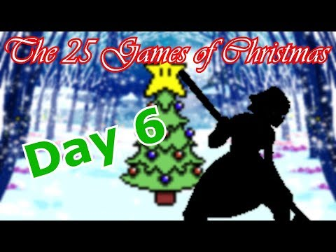 The 25 Games of Christmas - Day 6