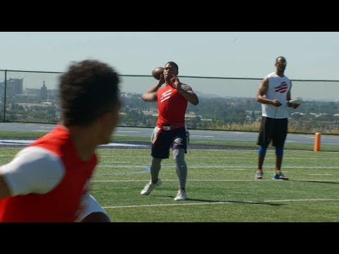 The American Flag Football League - Final Scrimmage