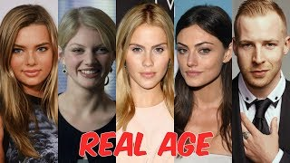 H2o just add water cast real age 2018 curious tv for Just add water cast
