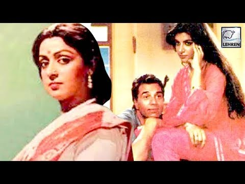 Shocking   Dharmendra Fell In Love With Anita Raj After Marriage To Hema Malini