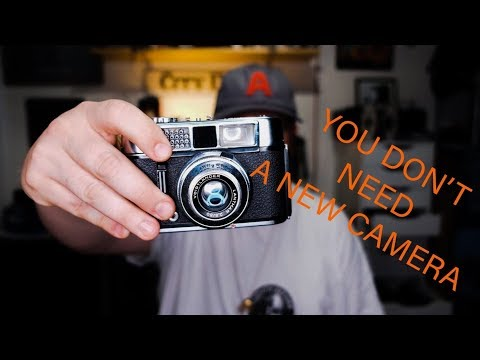 You Don't Need A New Camera