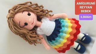 Amigurumi Pofuduk Ayıcık Yapımı - Amigurumi Bear free pattern ... | 180x320