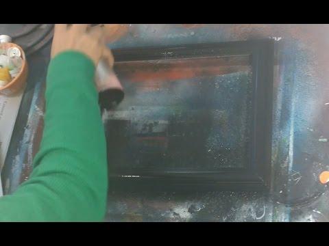 how to fix spray paint runs