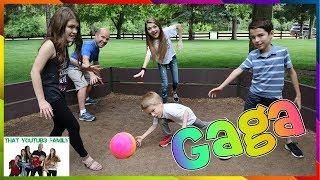 Gaga Ball / That YouTub3 Family