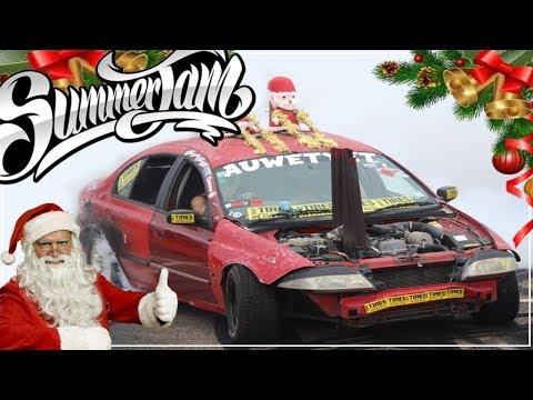 Christmas Burnouts At SummerJam | 23rd December 2017
