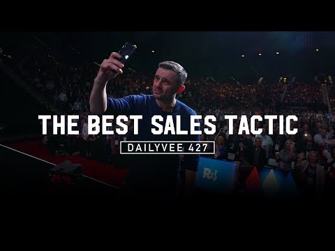 The Best Strategy to Increase Sales   DailyVee 427