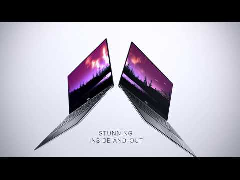 Meet the Dell XPS Laptop Family (2018)