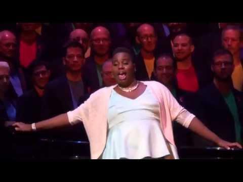 Random Black Girl - Alex Newell and Boston Gay Men's Chorus