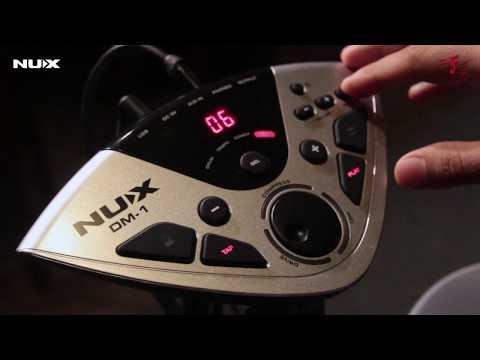 NUX DM-1 Digital Drum Kit