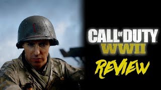 Is COD WWII The Best COD on Current Gen So Far? (COD WWII Review)