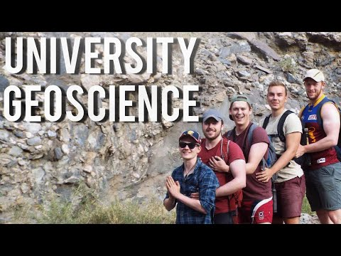 Studying Geoscience at University Video Competition Entry: Tom Stokes