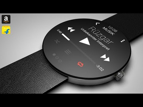 Top 5 CooL SMARTWATCHES With New Technology You Can buy on Amazon ✅ Futuristic Tech SmartWatch