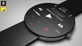 5 CooL SMARTWATCHES With New Technology You Can buy on Amazon ✅ Futuristic Tech SmartWatch