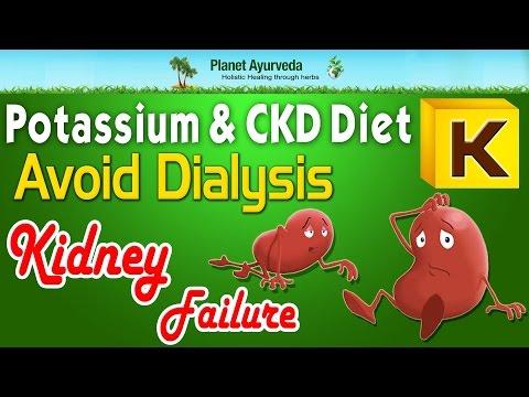 Potassium and CKD diet - Avoid Dialysis & Kidney Failure
