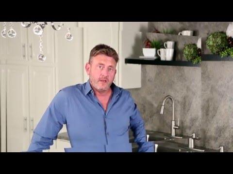 DIY Kitchen Backsplash | kitchen backsplash How-to design ideas