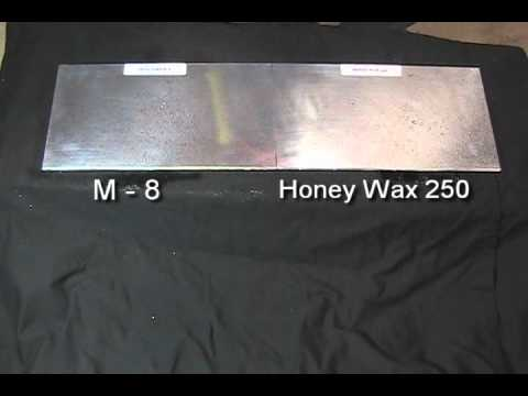 Evaluating Mold Release Paste Wax
