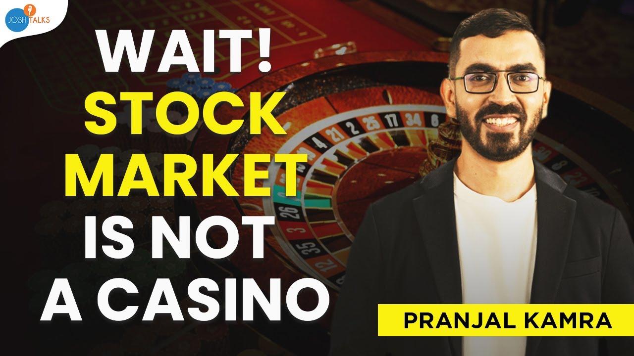 Basics Of Stock Market In Just 17 Minutes | Share Market For Beginners | @pranjal kamra | Josh Talks