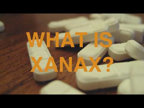 4 things you need to know about Xanax