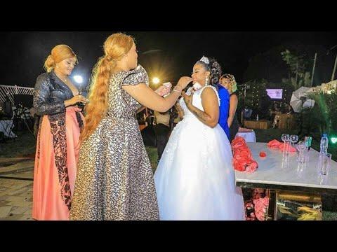 Xxx Mp4 Jackline Wolper Na Irene Uwoya Walivyomtunza Shilole Kwenye Harusi Yake 3gp Sex