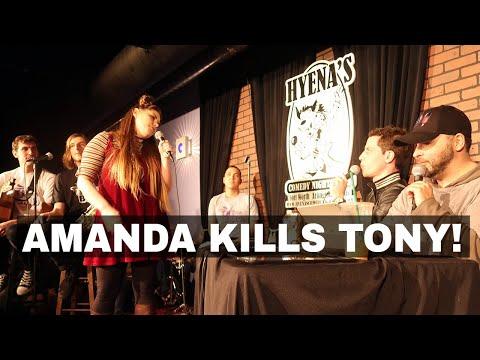 AMANDA KILLED TONY (Kill Tony Podcast Dallas 2018)
