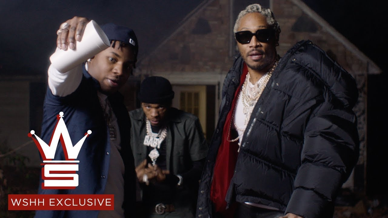 """Marlo - """"1st N 3rd"""" feat. Future, Lil Baby (Official Music Video - WSHH Exclusive)"""