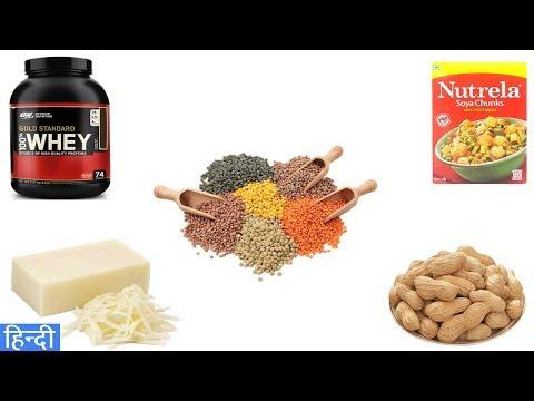 VEGETARIAN Protein Bodybuilding Foods|Hindi||Eggs Vegetarian??