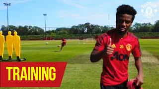 Training | Increased intensity training for Manchester United