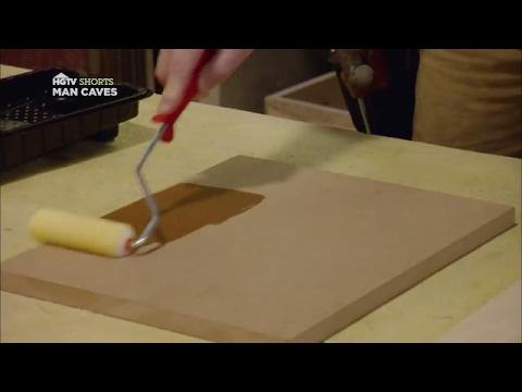 Adhering Laminates | Man Caves | HGTV Asia