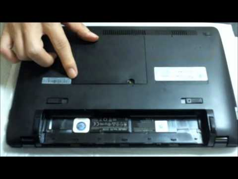 How to add a memory card to ASUS EeePC 1215B