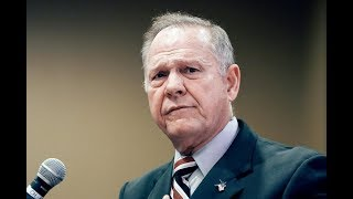 WATCH: Roy Moore Speaks About Allegations - 11/16/17