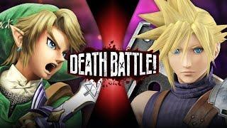 Download Link VS Cloud (Zelda VS Final Fantasy) | DEATH BATTLE! Video