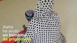 #8marzodellebambine: Nigeria, la storia di Aisha