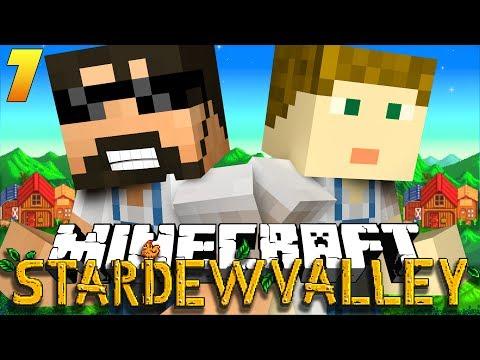 Minecraft: STARDEW VALLEY | LIKE A GOD CHURCH!! #7