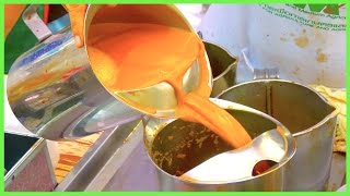 Malaysian Street Food - Teh Tarik in Street Food and Drink event Show