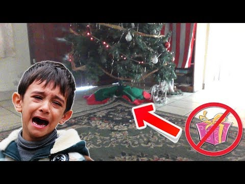 Top 5 Kids That Got NOTHING for Christmas (Kids Reacting to Getting Coal For Christmas)