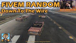 A Roller Coaster Of Ups & Downs - GTA FiveM Random Racing