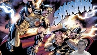 Download Thor vs Wolverine - Death Battle - Who Would Win? Video