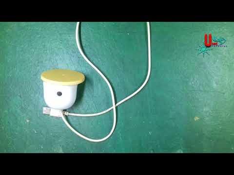 How to Make a Mini Body Massage Machine at Home DIY