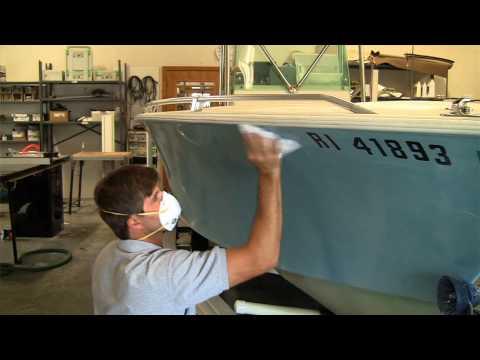3M Marine Fiberglass Restorer and Wax Product Demo