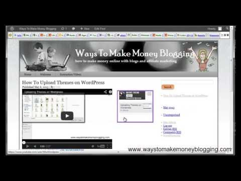 How To Align Text or Ad in HTML on Wordpress