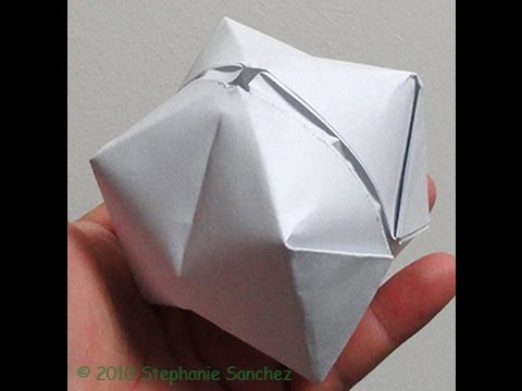How to Make Paper Ball Easy Steps