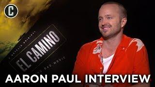 El Camino: A Breaking Bad Movie Was Originally 3 Hours Says Aaron Paul