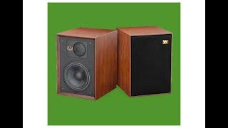 Wharfedale Denton 80th Anniversary Yamaha R N803 Sound