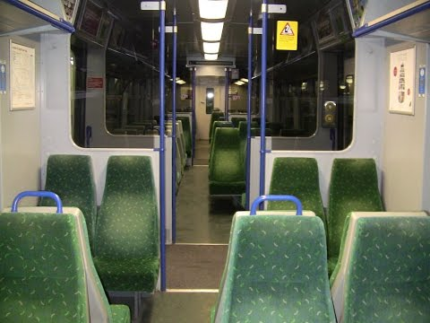 (HD) London Liverpool Street to Stratford Ride in 321362 21/03/2015