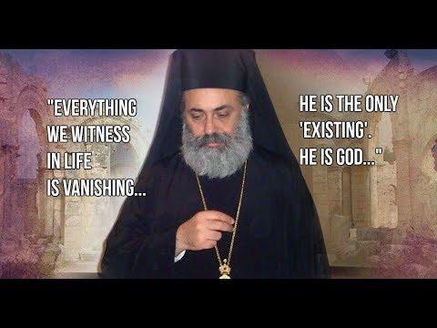 Sermon at Pentecost (Metropolitan Paul of Aleppo)
