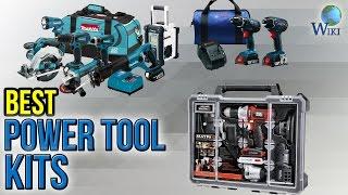 10 Best Power Tool Kits 2017