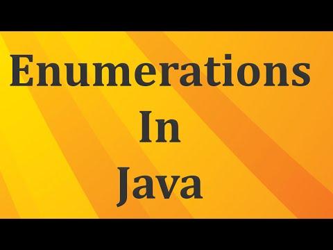 Java Tutorial # 26 | Enumerations in Java | Enums in Java | Java Beginners Tutorials by Java9s