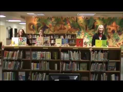 Our School Libraries Make Us HAPPY! (West De Pere School District)